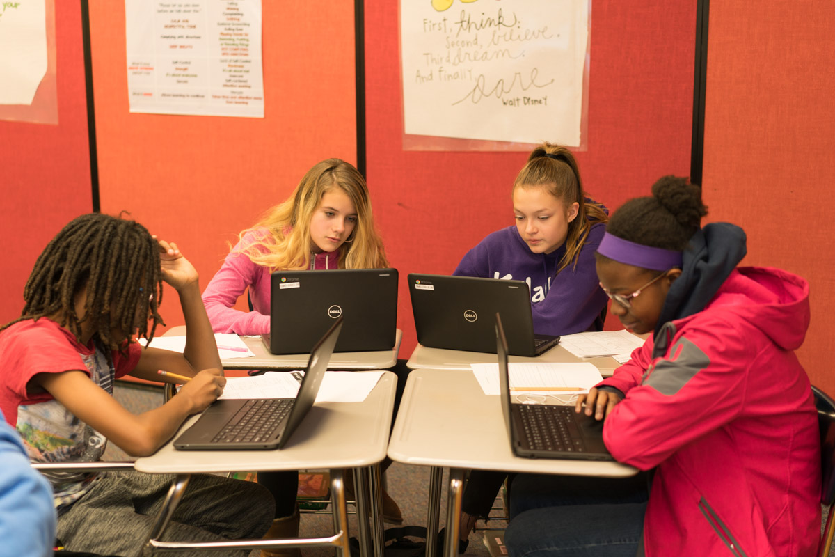 Chromebooks and Collaboration