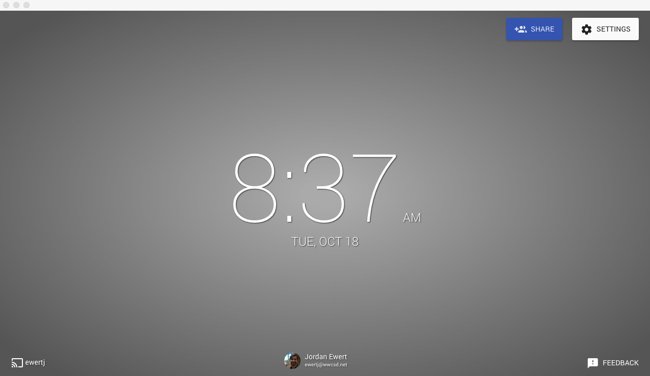 google-cast-main-screen