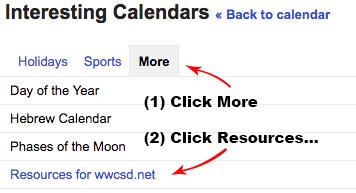 interesting-calendars