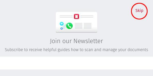 skip-newsletter