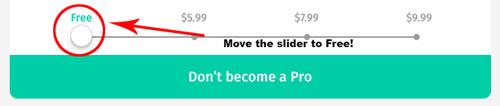 slider-free