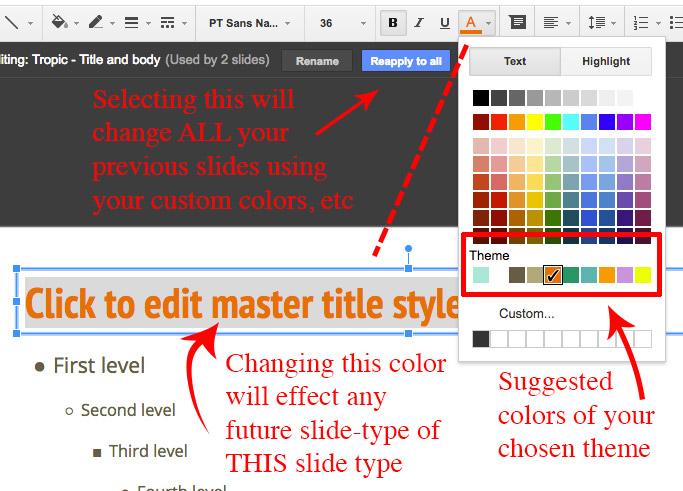 master-slide-template