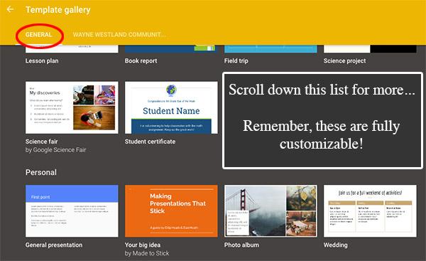 slides-templates