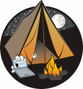 summer tech camp logo