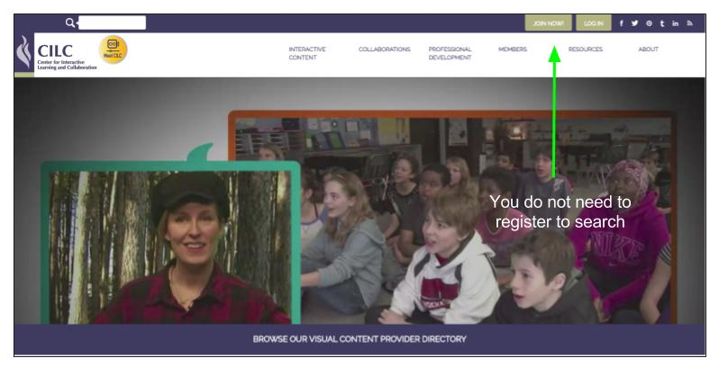 CILC Homepage