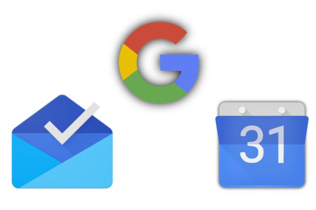Gmail and Calendar Logos