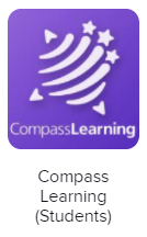 Clever Portal Compass Learning icon for students