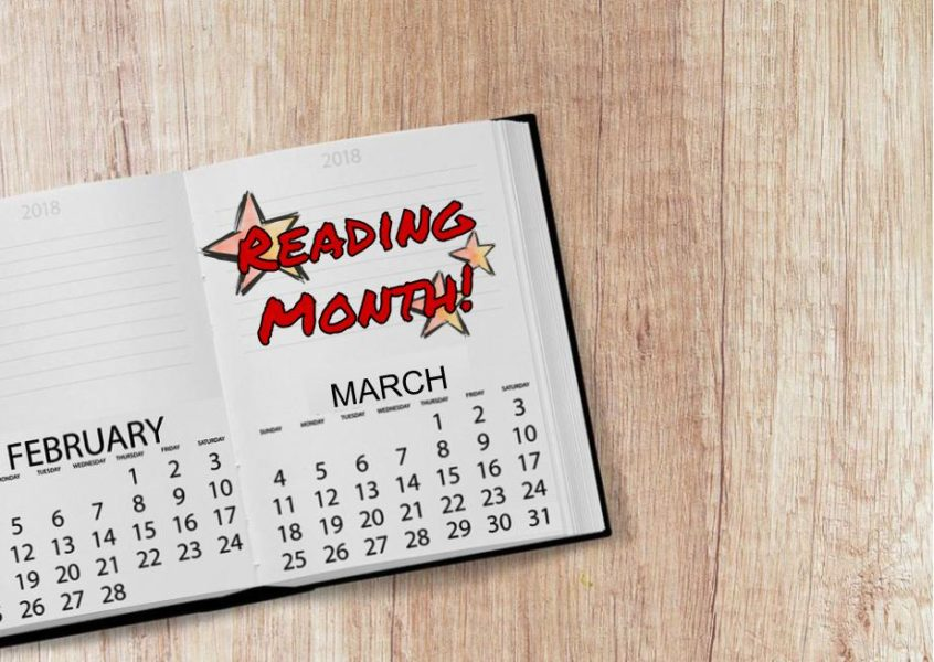 2018 Reading Month