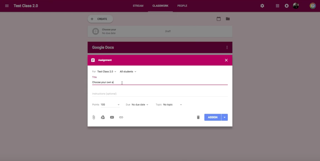 Google Classroom 2018 Updates