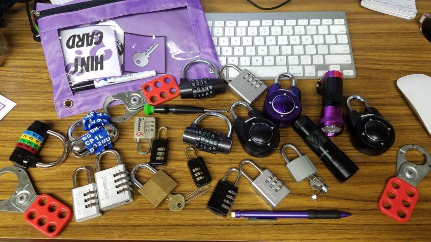 Breakout Locks