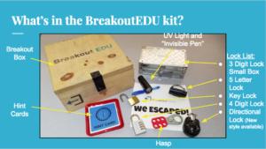 TC2017 Breakout Kit Slide