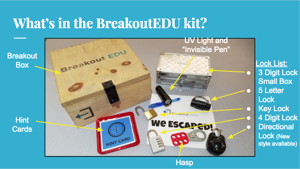 TC2017 Breakout Kit Slide