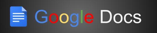 Google Docs Banner