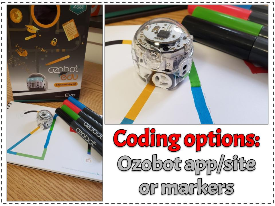 Ozobot examples