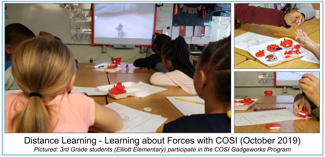COSI Gadgeworks Program