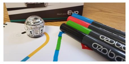 Ozobot Marker activity